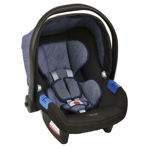 Bebê Conforto - Burigotto - Touring X - De 0 a 13 Kg -  Mescla Azul