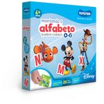 Quebra-Cabeca---26-Pecas---Disney---Montando-o-Alfabeto---Toyster--0