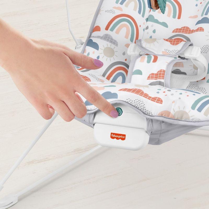 Fisher-Price-Baby---Cadeirinha-Diversao-no-Arco-iris---Mattel-5