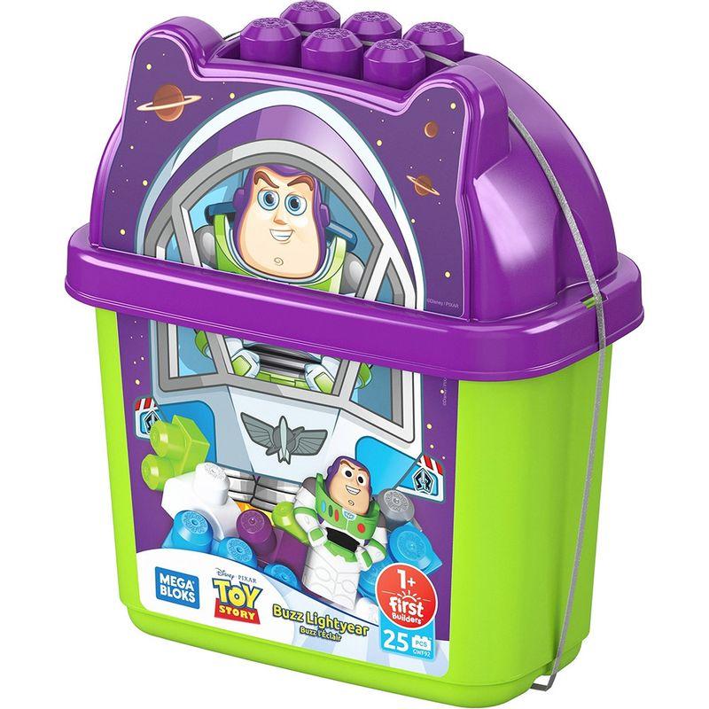 Mega-Bloks---Disney---Balde-de-Blocos---Buzz-Lightyear---Mattel-1