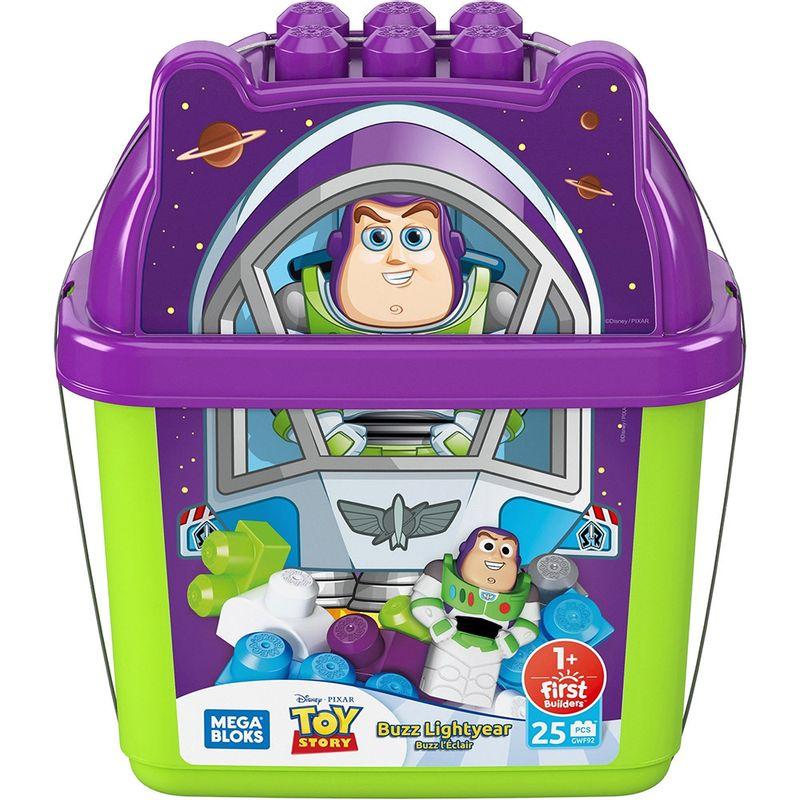 Mega-Bloks---Disney---Balde-de-Blocos---Buzz-Lightyear---Mattel-2