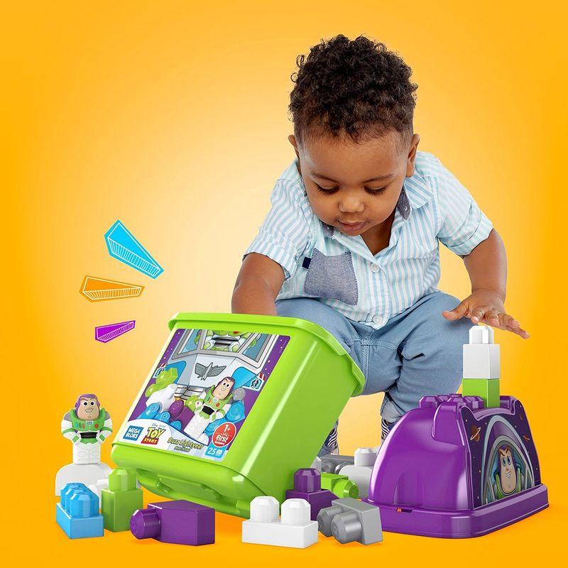 Mega-Bloks---Disney---Balde-de-Blocos---Buzz-Lightyear---Mattel-3