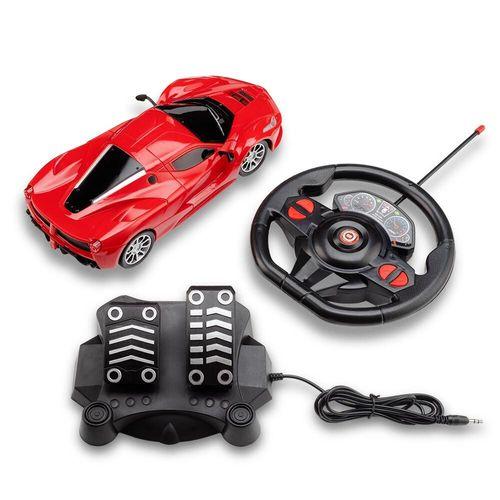 Veículo de Controle Remoto - Racing Control Speedx - Multikids