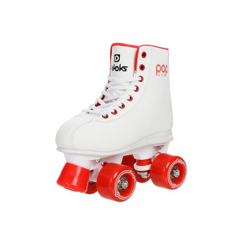 Patins - Pop One White - Tam 35/36 - Branco - Froes