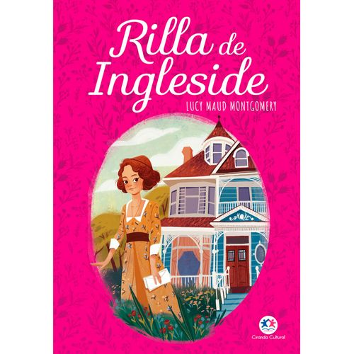 Livro Infantil - Rilla De Ingleside - Ciranda Cultural