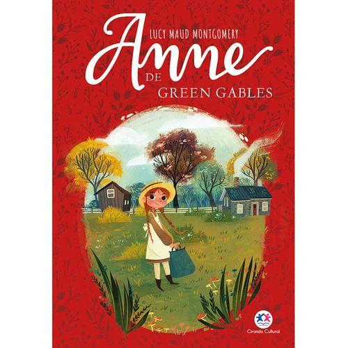 Livro Infantil - Anne De Green Gables - Ciranda Cultural
