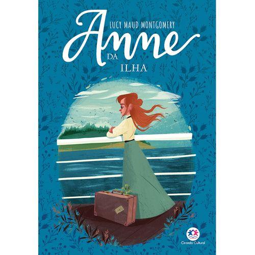 Livro Infantil - Anne da Ilha - Ciranda Cultural