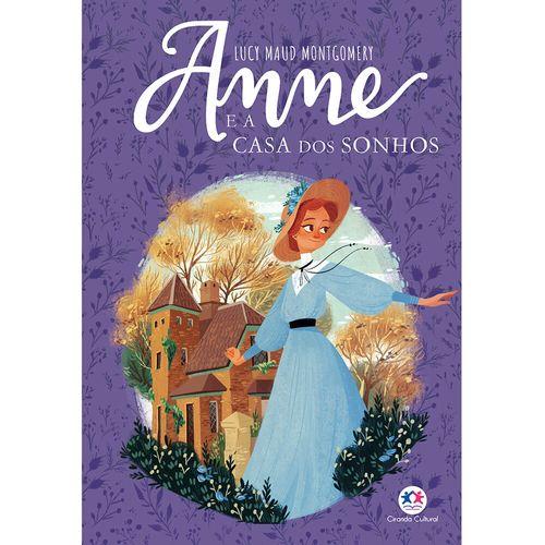 Livro Infantil - Anne e a Casa do Sonhos - Ciranda Cultural