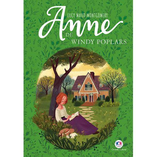 Livro Infantil - Anne De Windy Poplars - Ciranda Cultural