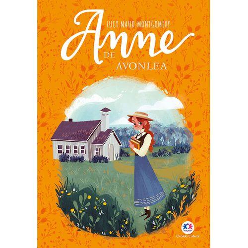Livro Infantil - Anne De Avonlea - Ciranda Cultural