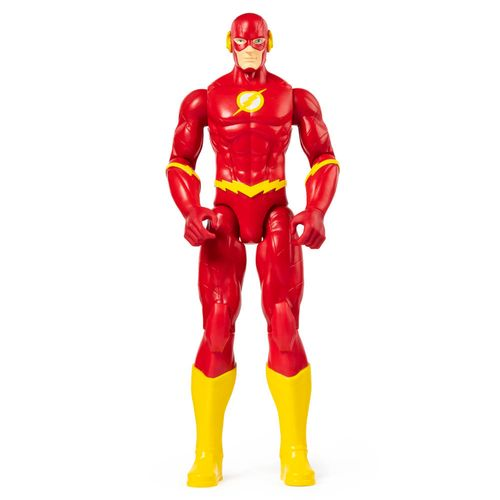 Figura Articulada - 30Cm - DC Comics - Flash - Sunny