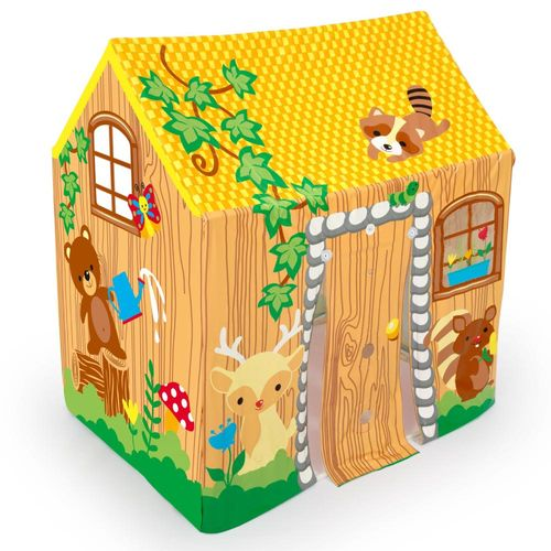Barraca Infantil Vinil Playhouse com Porta Bestway