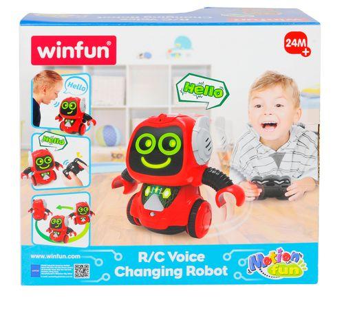 Brinquedo de Primeira Infância - Robôzinho Interativo - Bilíngue - Yes Toys