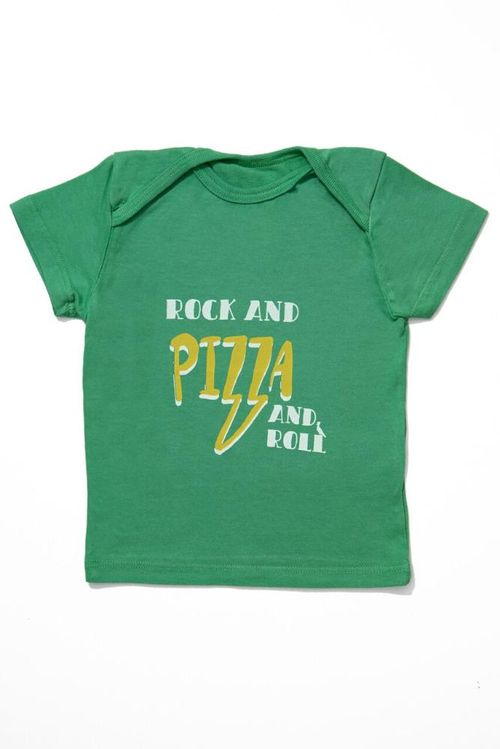 T-SHIRT BB SILK ROCK AND PIZZA RESERVA MINI