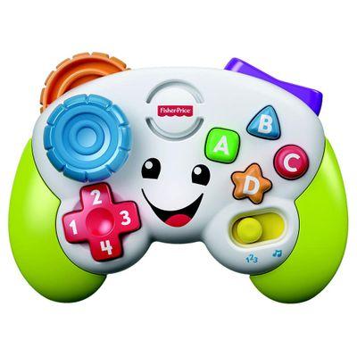 Controle de Videogame Aprender e Brincar Fisher-Price Fwg11