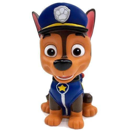 Cofrinho Infantil Chase Patrulha Canina - Azul - 2970 - Líder
