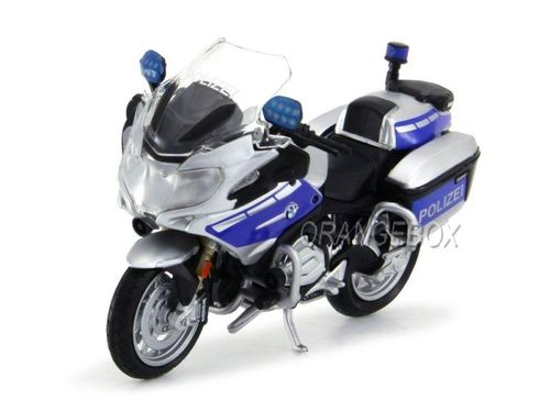 BMW R1200 RT Polizei Maisto 1:18