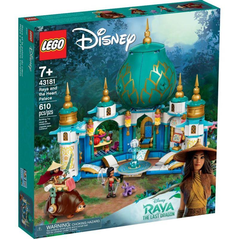 LEGO-Disney---Raya-and-the-Heart-Palace---43181-0