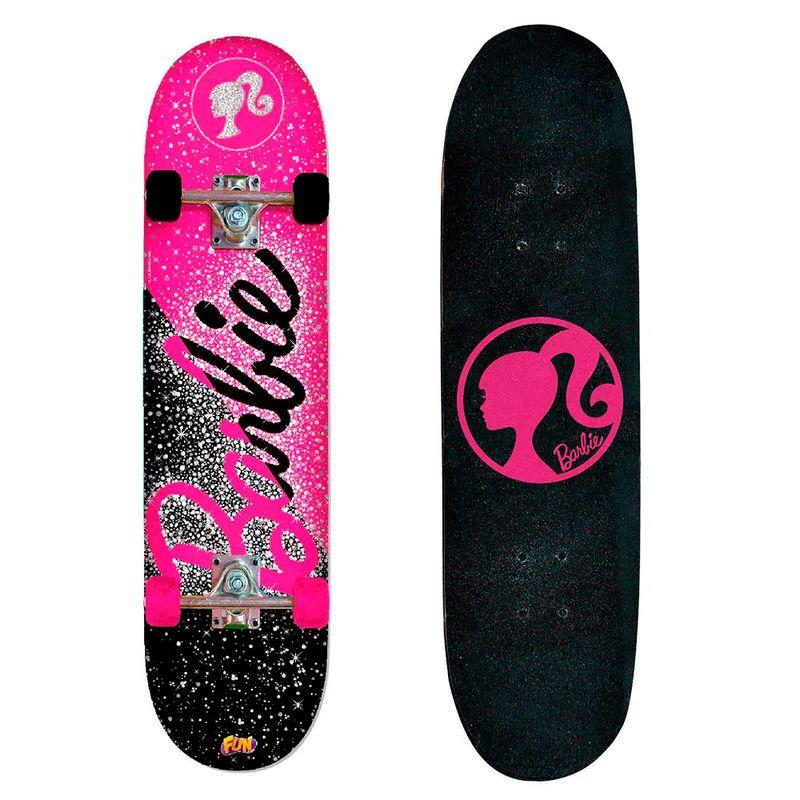 Skate-Com-Acessorios---Barbie---Skate1---Fun-Brinquedos--1