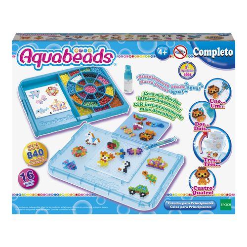 Conjunto Aquabeads - Begginers Studio - Epoch
