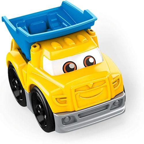 Mega Bloks Primeiros Carrinhos Caminhão Basculante Fisher Price