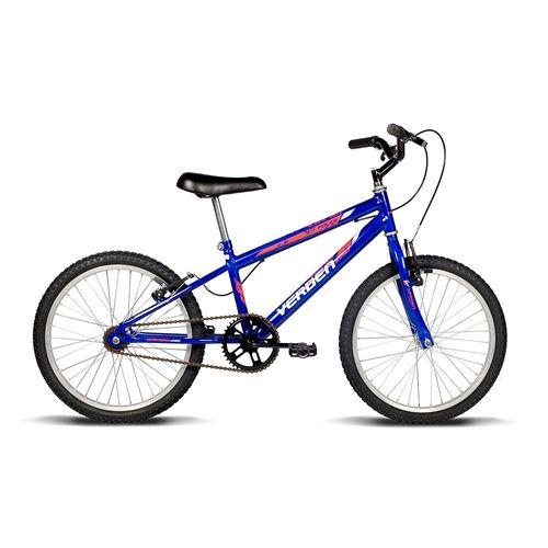 Bicicleta ARO 20 - Folks - Azul - Verden Bikes