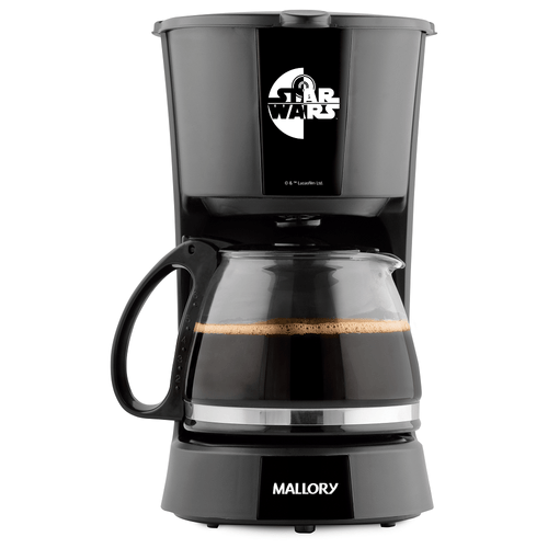 Cafeteira Mallory Star Wars 110v