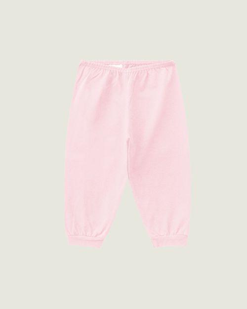 Calça - Malwee Kids - Básica - Rosa Claro - Menina