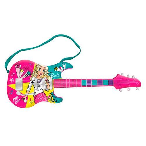 Guitarra Fabuloso - Barbie - MP3 - Fun