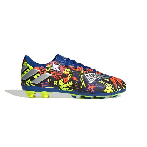 Chuteira Adidas Messi 19 Campo Jr