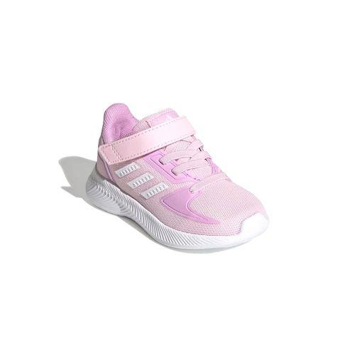 Tenis Adidas Run Falcon 20 I Rosa Baby