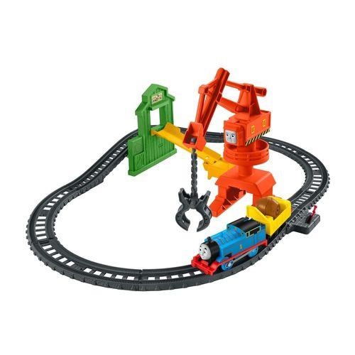 Thomas & Friends - Pista de Trenzinhos da Cássia Guindaste - Mattel