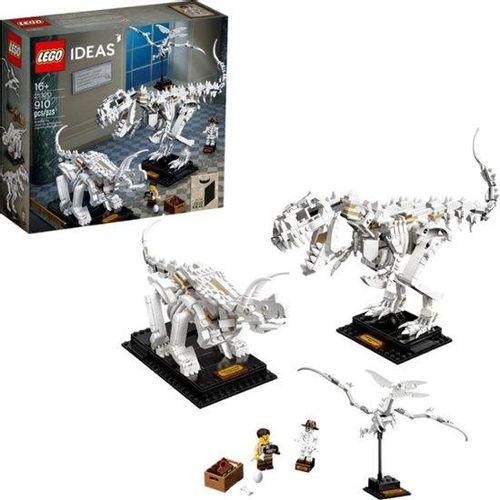 Lego Dinosaur Fossils (Fóssil de Dinossauro) Mod. 21320 - 910 Peças