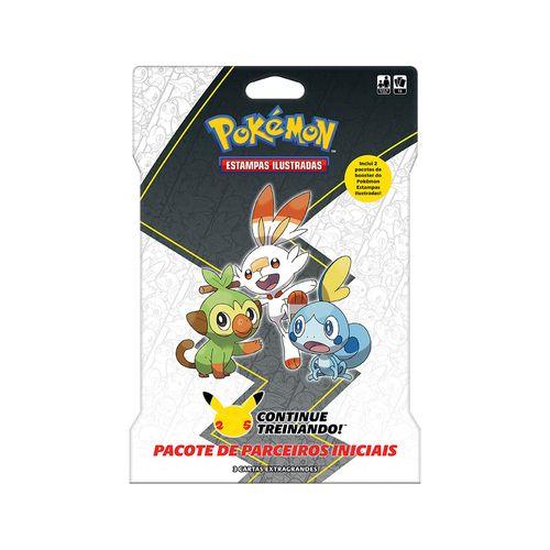 Blister Pokémon - Blister Gigante - Galar - Copag