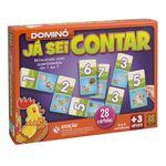 Jogo-Educativo-Domino-Ja-Sei-Contar---28-Cartelas---Grow_Frente