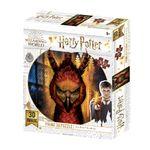 Quebra-Cabeca-3D---300-Pecas---Fawkes-Harry-Potter---Multikids-0