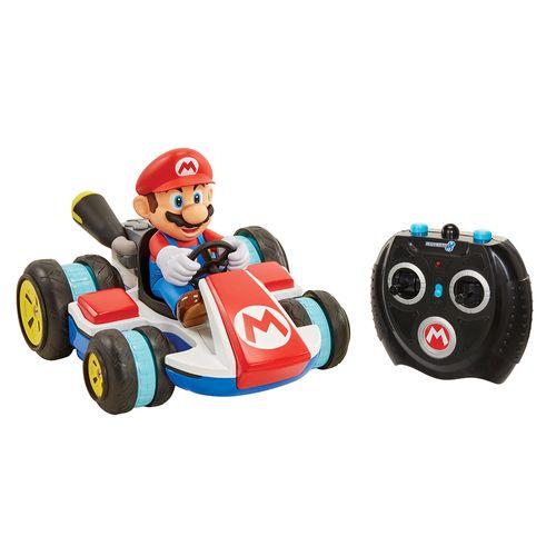 Veículo Radical - Mario Racer - RC7Fun - Super Mario - Candide