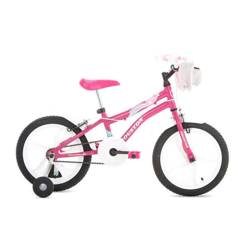 Bicicleta-ARO-16---Tina---Rosa-Pink---Houston_Frente