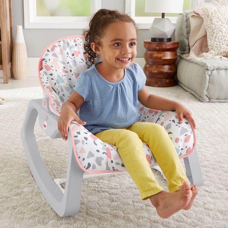 Fisher-Price-Baby---Cadeirinha-Descanso-Relaxante---Rosa---Mattel-7