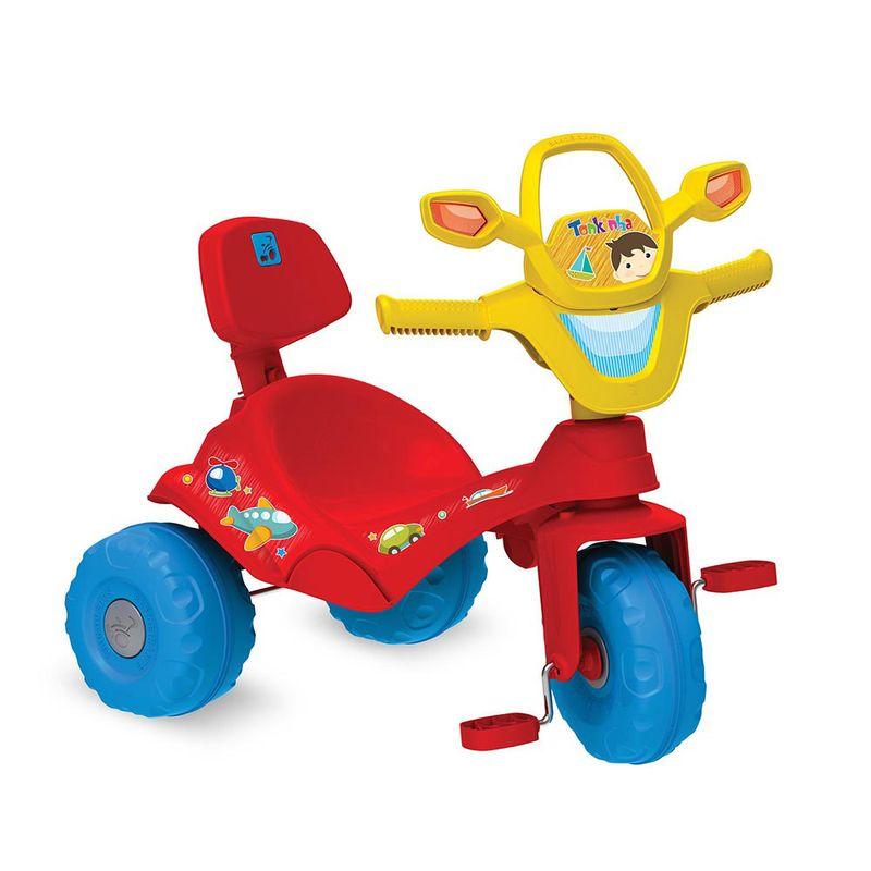 Triciclo-de-Passeio-e-Pedal-Tonkinha-Azul-Bandeirante-853_frente