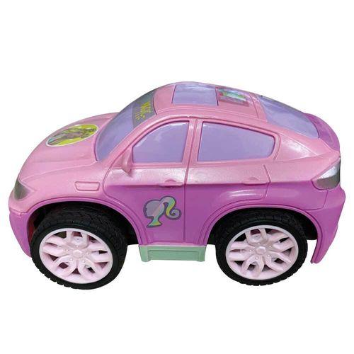 Veículo De Controle Remoto - Style Machine - Barbie - Rosa - Candide