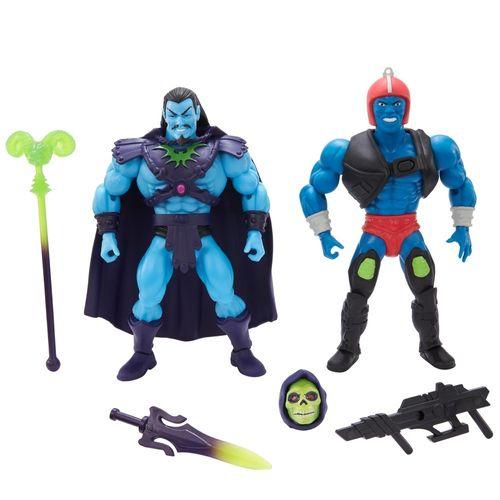 EXCLUSIVO - Figuras Articuladas - Masters Of The Universe - Origins Rise Of Evil Pack - Motu - Mattel