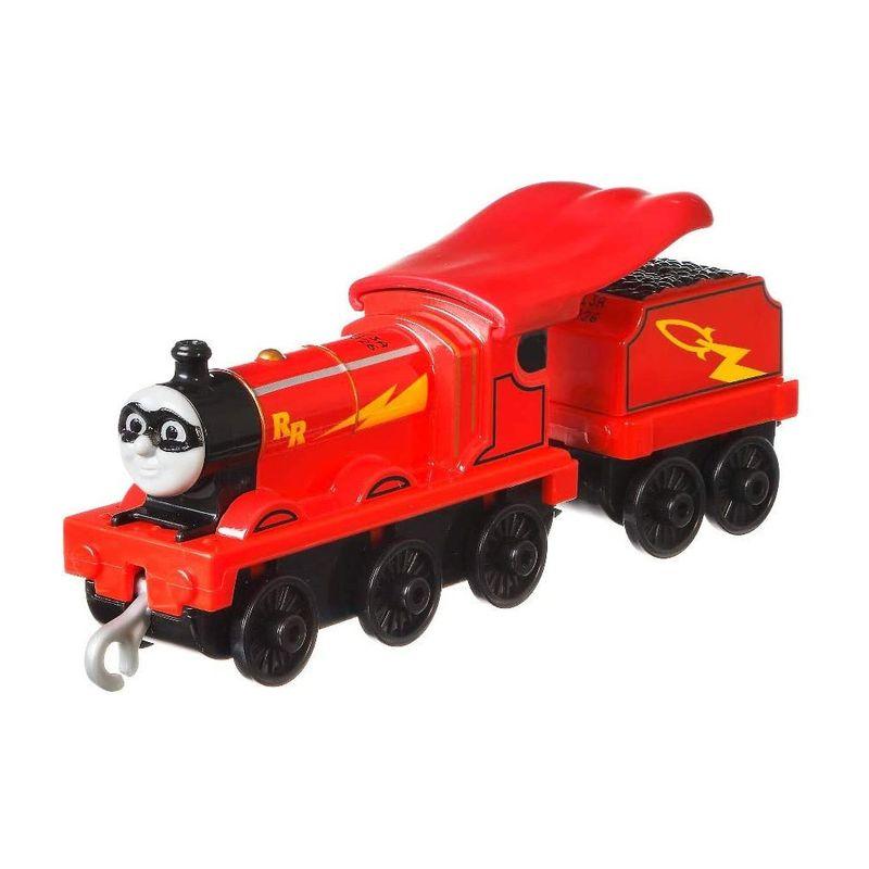 Locomotiva-Thomas-e-Seus-Amigos---Rail-Rocket---James--Fisher-Price_Frente