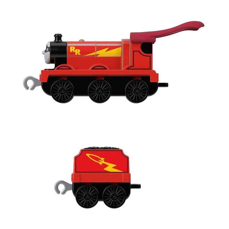 Locomotiva-Thomas-e-Seus-Amigos---Rail-Rocket---James--Fisher-Price_Detalhe