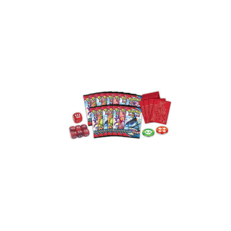 Jogo-de-Cartas---Box-Treinador-Avancado-EE5---Vermelho---Pokemon---Copag-1