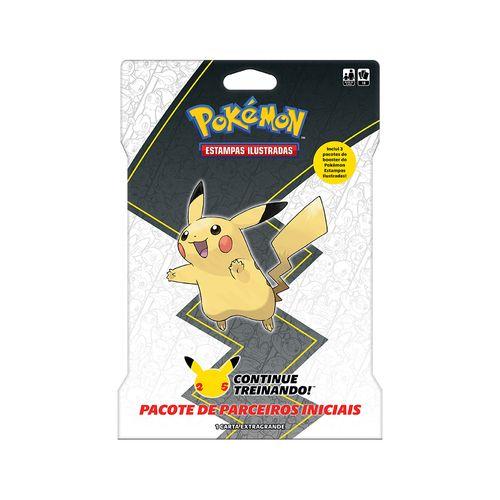 Blister Pokémon - Blister Gigante - Pikachu