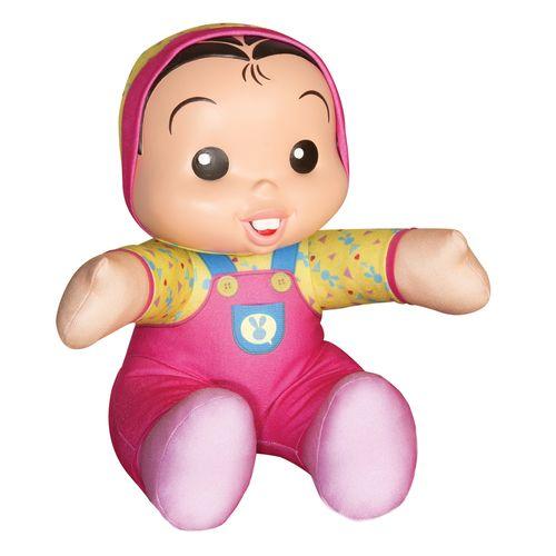 Boneca 22cm - Turma da Mônica - Mônica Baby - Novabrink