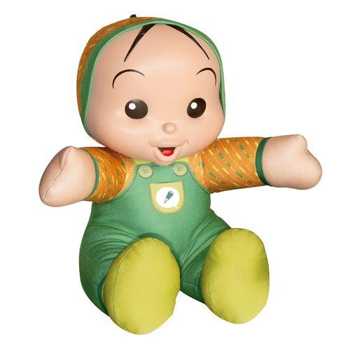 Boneco 22 cm - Turma da Mônica - Cebolinha Baby - Novabrink
