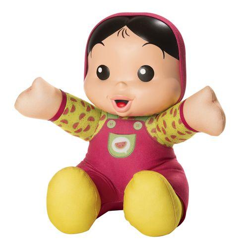 Boneca 22 cm - Turma da Mônica - Magali Baby - Novabrink