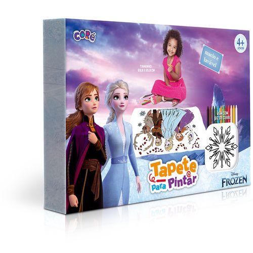 Kit de Pintura - Tapete Para Pintar - Coré - Frozen - Toyster